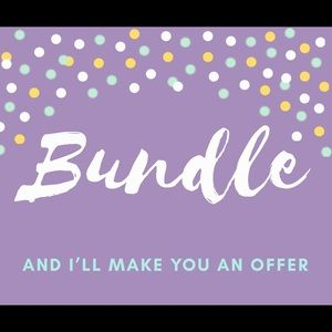 Other - Bundle and I'll make you an offer!